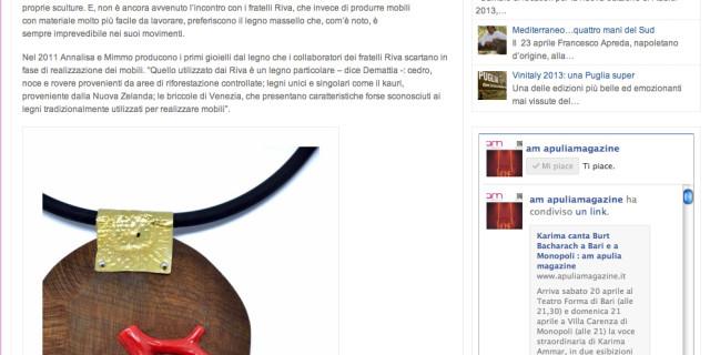 Apulia Magazine